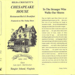 ChesapeakeHouseMenu