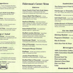 FishermanMenu