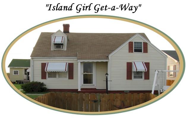Island Girl Get-A-Way